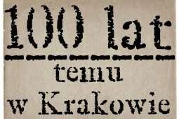 Kraków 100 lat temu (1898)