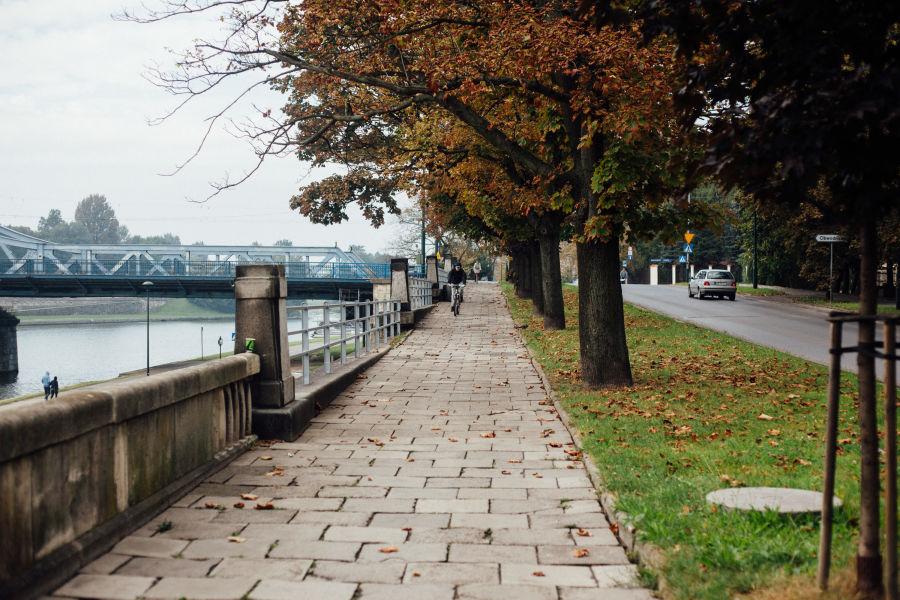 Jesienne porządki w Krakowie. Zapakuj liście i gałęzie do worków