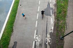 Coraz więcej krakowian jeździ na rowerze