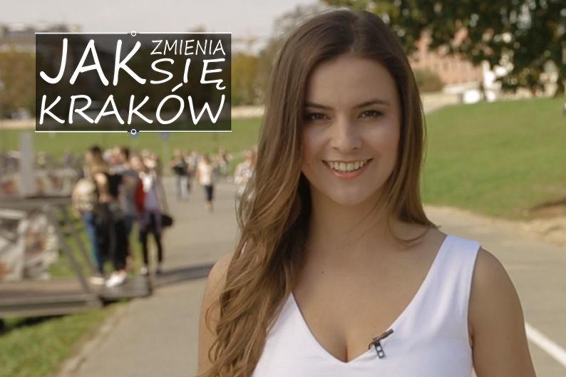 Jak zmienia się Kraków - zobacz trzeci odcinek programu