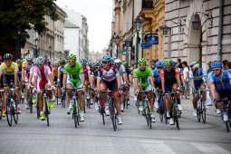 Kraków najpiękniejszym miastem Tour de Pologne