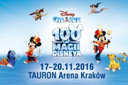Disney on Ice - bajkowe show w TAURON Arenie!