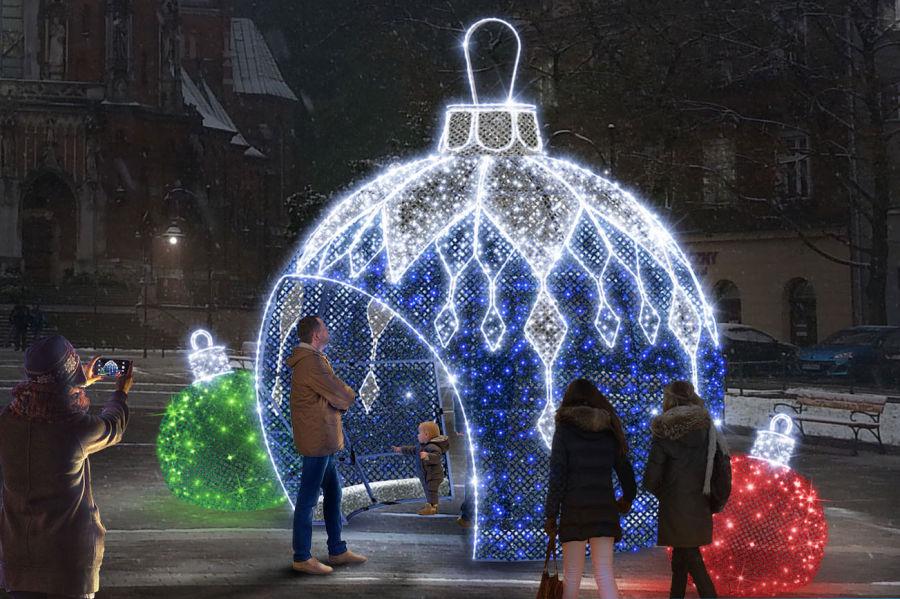 Już wkrótce Kraków w świątecznej odsłonie