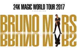 Bruno Mars wystąpi w TAURON Arenie Kraków!