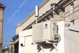 Już 8 stacji monitoruje jakość krakowskiego powietrza