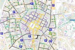 Znamy propozycje nowej organizacji ruchu w centrum Krakowa