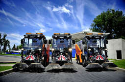 Pozimowe sprzątanie miasta rozpoczęte
