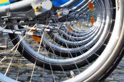 Pojedź rowerem do pracy