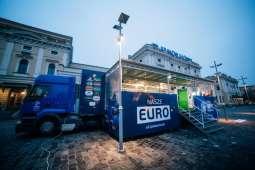 EuroTruck w Krakowie na dwa ostatnie dni turnieju