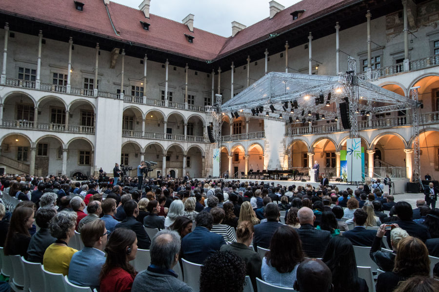 W Krakowie trwa 41. sesja UNESCO