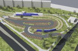 Rusza budowa parkingu P+R Bieżanów
