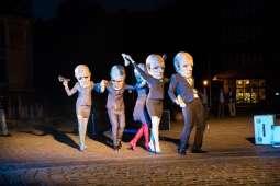 Krakowski Teatr KTO wystąpi na rynku w Lipsku