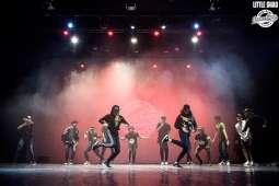 """Let's dance!"" na Rynku Podgórskim"