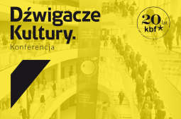 Sławomir Idziak gościem konferencji Dźwigacze kultury!