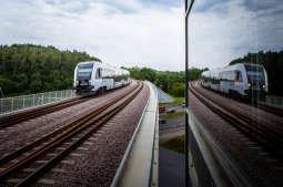 Modernizacja linii kolejowej - korzyści dla mieszkańców Krakowa