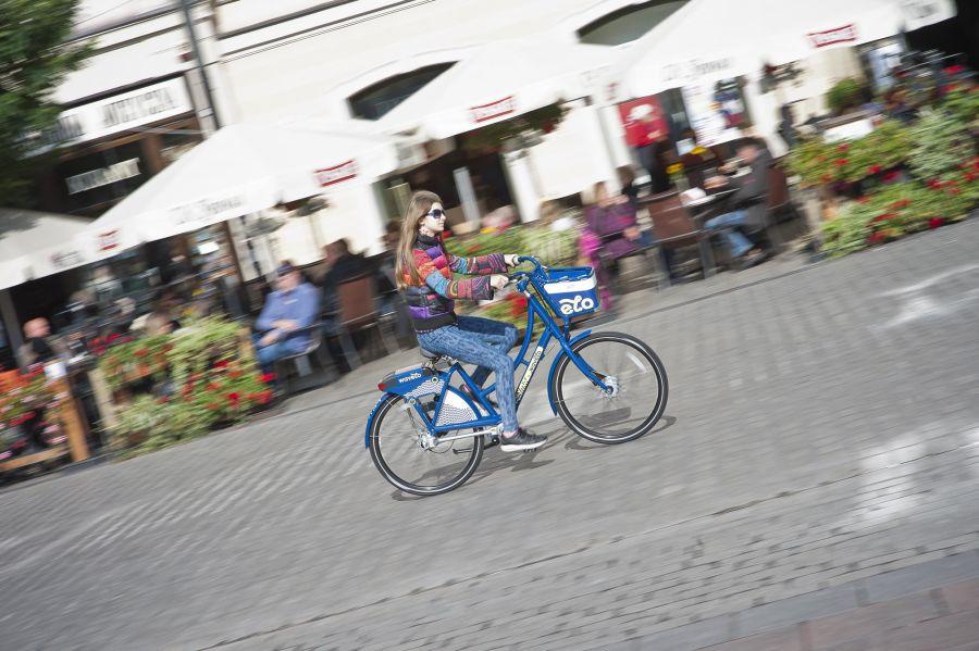 Dwa miliony kilometrów na rowerach Wavelo