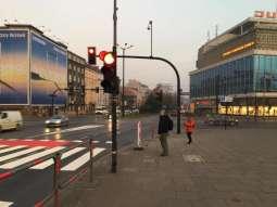 Nowe naziemne przejścia dla pieszych