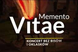 Memento Vitae - po raz trzeci w Krakowie