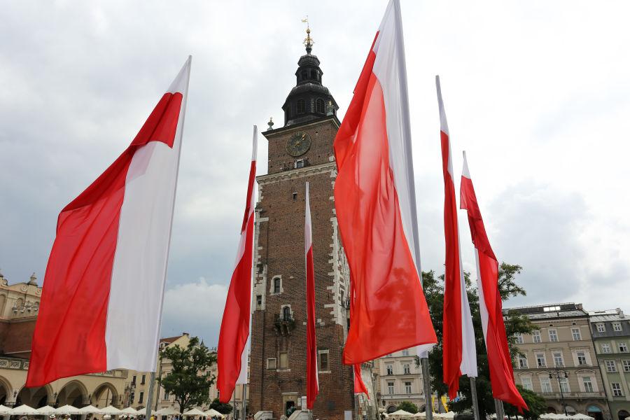 Biało-czerwona rocznica odzyskania niepodległości