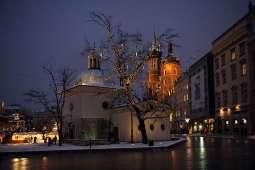 Świąteczny Kraków w stylu vintage!
