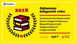 Krakowscy czytelnicy wybrali księgarnie roku!