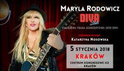 Już 5 stycznia Maryla Rodowicz wystąpi w Krakowie [KONKURS]