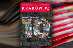 10 lat dwutygodnika Kraków.pl. Zobacz nowy numer!