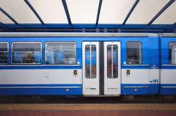 Noce bez tramwajów na ulicy Krakowskiej
