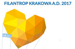 Zgłoś swojego kandydata do tytułu Filantrop Krakowa A.D. 2017