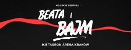 Jubileusz zespołu Bajm w TAURON Arenie Kraków