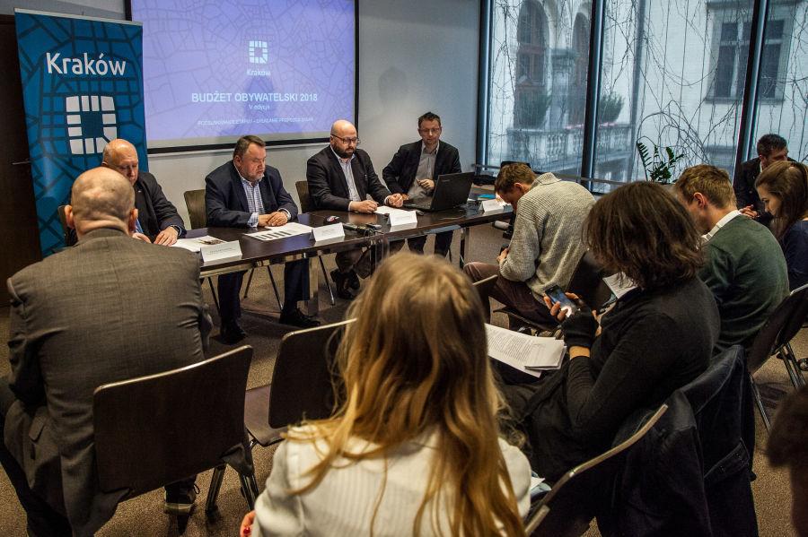 Krakowianie aktywni: blisko 700 propozycji w budżecie obywatelskim