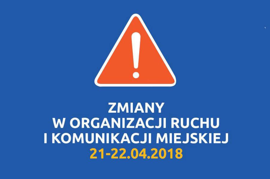 Cracovia Maraton - informacje dla kierowców i pasażerów KMK