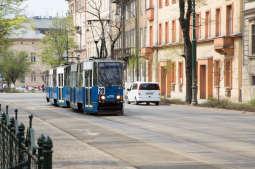 Tydzień bez tramwajów między rondem Grzegórzeckim a ul. Saską