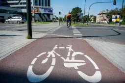 W Krakowie powstanie 60 km nowych dróg dla rowerów