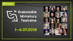 Od monodramu po musical, czyli Krakowskie Miniatury Teatralne