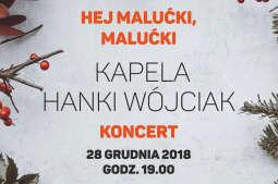 """Świąteczny koncert """"Hej Malućki, Malućki…"""" w Nowej Hucie"""