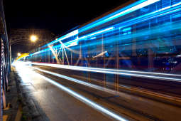 Sylwestrowa noc w komunikacji miejskiej
