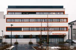Nowa siedziba Teleinformatyki w AGH