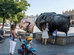 Co dwie głowy, to nie jedna… Salvador Dalí spotyka Igora Mitoraja