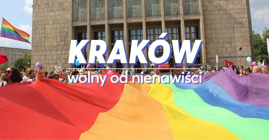 """""""Kraków wolny od nienawiści"""" – zmiany w harmonogramie"""