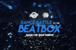 Dance Battle to the Beatbox na Rynku Podgórskim