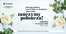 """""""Poloneza czas zacząć…"""" na alei Róż"""