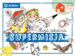 Pierwszaki wyruszą w szkolną supermisję… z miejską ekowyprawką!