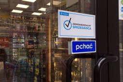 """Pierwsze sklepy ze znakiem """"Odpowiedzialny sprzedawca"""""""