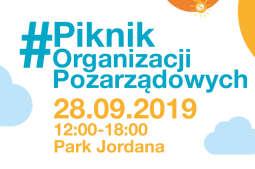 Święto organizacji pozarządowych w parku Jordana