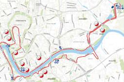Swobodny dostęp do lokali wyborczych podczas półmaratonu