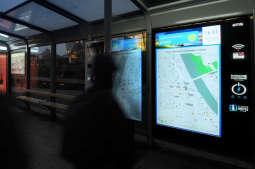 Innowacja na przystankach komunikacji miejskiej