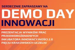 Projekty naukowców na Demo Day Innowacji