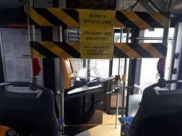 Wydzielone strefy w autobusach i tramwajach