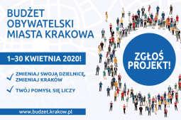 Budżet obywatelski: złóż projekt i zmieniaj Kraków